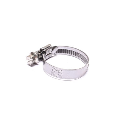 hose clamp for phbg couplers - 19mm to 45mm
