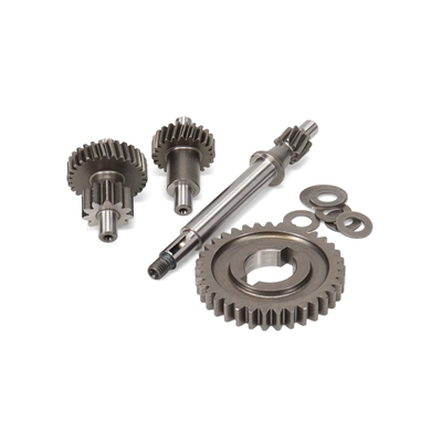 PINASCO vespa variated transmission gears - 9.5:1