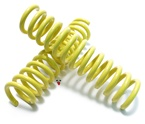 vespa PINASCO yellow 20% stiffer fork springs for stock ciao forks
