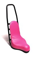 puch moped EXOTIC chopper seat - ROSE