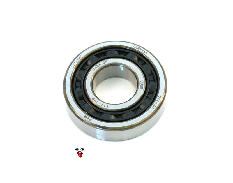 puch ZA50 two speed FAG nylon L17 bearing