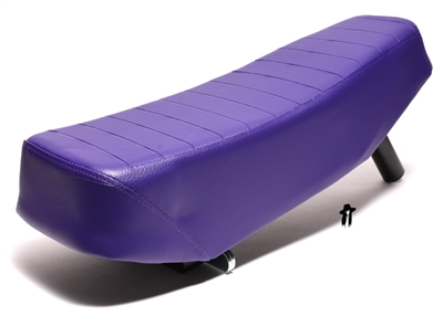 puch SOFT long seat - PURPLE