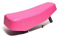 puch SOFT long seat - ROSE