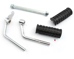 puch maxi and others footpeg conversion set