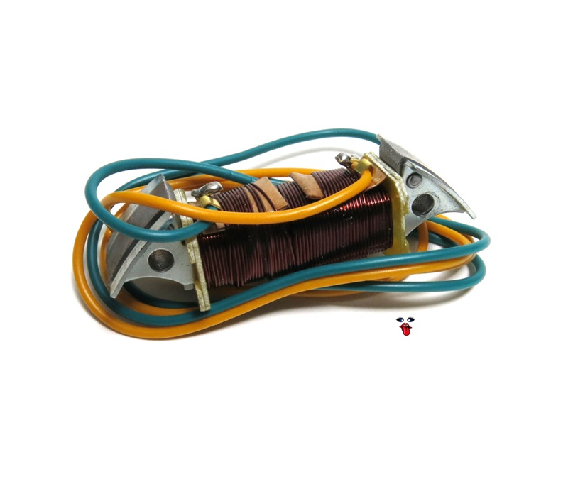 puch 12 volt light coil *2 0 improved version* Victory Magnum Wiring Diagram s www treatland tv