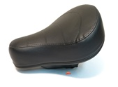puch moped stock black seat - THIN version