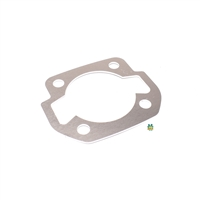 puch metrakit 65cc aluminum base spacer - 1.5mm