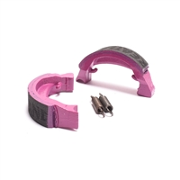 treatland's PURPLE POWER extreme stopping brake shoes - 80x18 puch leleu