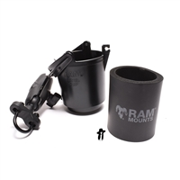 RAM mounts handlebar cup holder