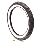 sava B7 white wall tire - 17 x 2.75
