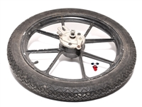 "USED 16"" front black clover mag"