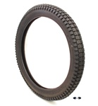 shinko knobby 17x3.00 moped tire