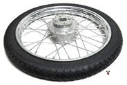 "tomos OEM a3 16"" rear spoke wheel with tire"