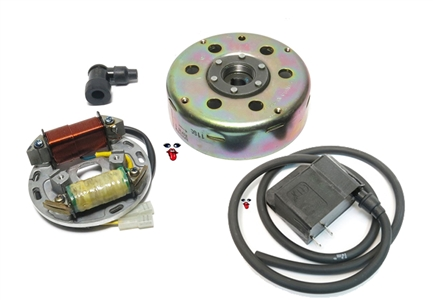 tomos A3, A35 and A55 complete OEM cdi plus many friends V2!! - with parmakit box