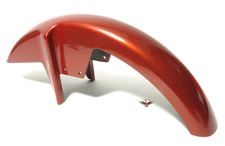tomos OEM front fender for streetmate - COPPER