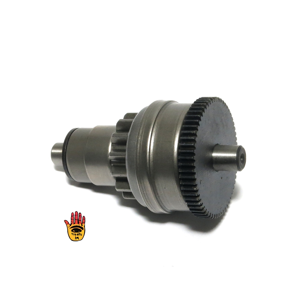 tomos OEM starter motor gear for arrow R
