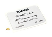 tomos OEM 50th aniversary limited edition sticker - number ? of 336