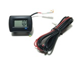 trail tech tachometer V2 featuring FRONT mount button and clock!!! - dash mount