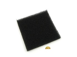 UNI air filter foam 4x4""