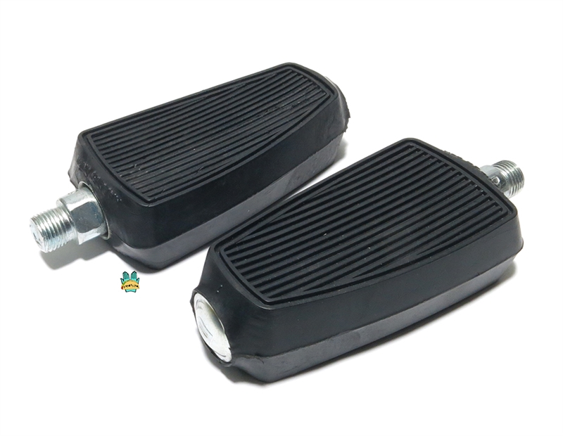genuine UNION puch magnum style moped pedals