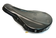 universal single metal seat pan