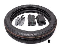 vespa BRAVO tire party pak in 16 x 2.25