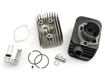 vespa piaggio olympia 43mm kit with head - 10 pin