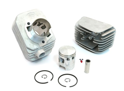 vespa pinasco 42mm 60cc 12pin ciao cylinder kit - 25027892