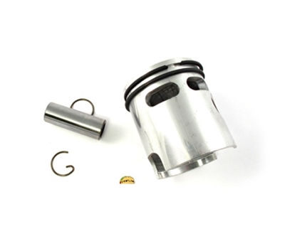 vespa polini replacement piston - 12pin - 42mm size D