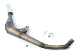 vespa simonini calibrata performance exhaust pipe