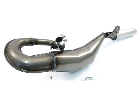 vespa piaggio moped simonini performance pipe