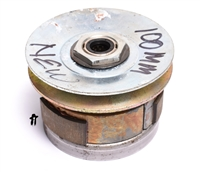 NOS vespa piaggio almost complete VARIATED clutch assembly - 100mm