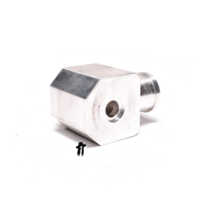 water spigot / inlet / outlet - 90 degree