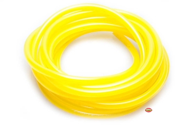 "yellow TYGON 3/16"" (5mm) tygon fuel line - by da foot"