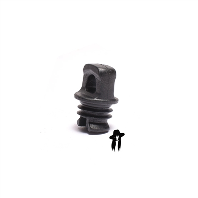 puch ZA50 oil fill plug - black
