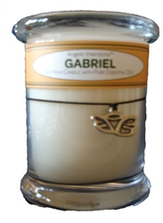Gabriel Angelic Jar Candle