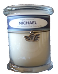 Michael Angelic Jar Candle