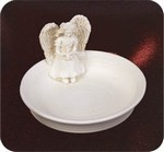Decorative Trinket Dish-Peace Angel
