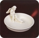 Decorative Trinket Dish-Puppy Love