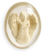Hope Angel Pocket Stone Bulk 24