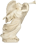 Archangel Uriel Small Figurine