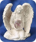 Butterfly Blessings Angel Figurine