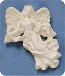 Graceful Angel Decorative Refrigerator Magnet