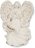 Tranquility Angel Decorative Refrigerator Magnet