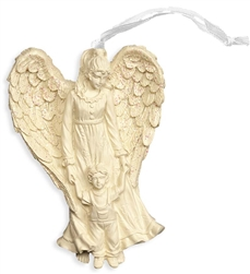 Blessing Angels Ornament Caring