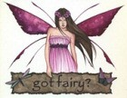 Got Fairy home accent Wall Art