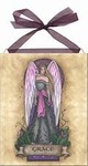Grace Angel home accent Wall Art Tile