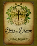 Dare to Dream Life Wall Art