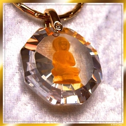 Buddha Diamond zirconia