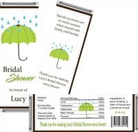 Bridal Shower Candy Wrappers